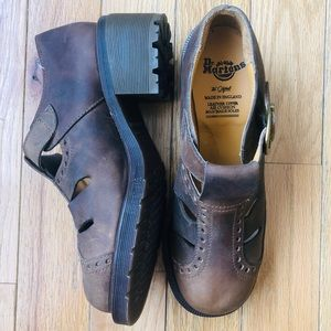 Dr. Martens Leather Shoes LIKE NEW